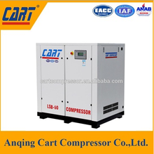 Chinese anqing air ace 8 bar screw air compressor 8.0m3/min