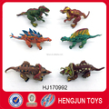Hot sale high quality kids plastic assemble dinosaur toy