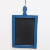 vintage shabby waste material decorative wall hanging Blackboard art and craft