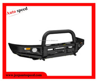 Front bumper for MIT Triton 2006- 2014,with winch bracket,with light
