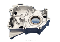 Aluminum die casting engine housing shell for motorbike