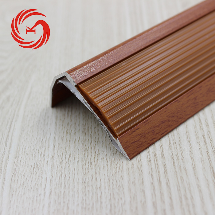 Easy Installation Rubber Inserted Laminated Bullnose Stair Nosing   Buy Bullnose  Stair Nosing,Rubber Bullnose Stair Nosing,Laminated Bullnose Stair Nose ...