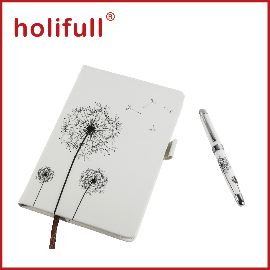 2015 cheap price notebook and pen gift items