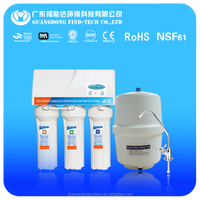 household water filter iron filter water purifier carbon