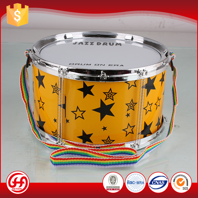 Environmental toy musical instrument plastic colorful jazz kids drum set