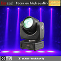 Guangzhou 60w 4in1 rgbw led mini rotating beam moving head lighting with 16 channels