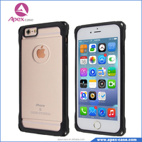 Hot Selling tpu pc Combo Bumper Case for Clear iphone Case