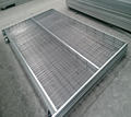 Customerized Design Welded Mesh Galvanised Temporary Fencing Panel