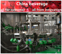 Full automatic aluminum can filling production line manufacturer