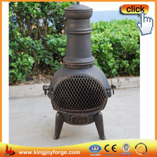 cast iron outdoor chimeney with cheap price