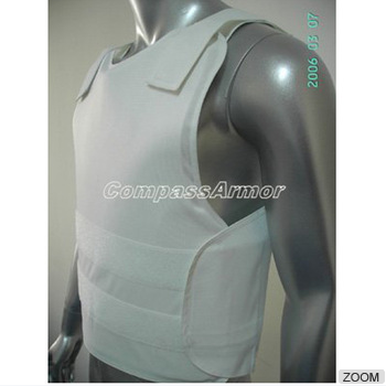 Level NIJ IIA, II, IIIA Bulletproof Vest Concealable Body Armor