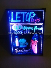 anti break Led writing board