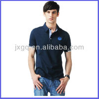 Quick dry fit men high quality polo shirt wholesale fashion embroidery design mens polo shirt