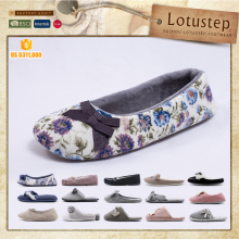2017 fashion cheap ladies wholesale folding ballerina shoes