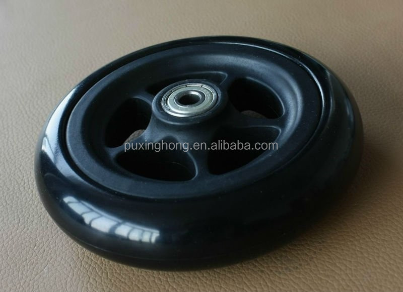 OEM flat free wheelchair tire