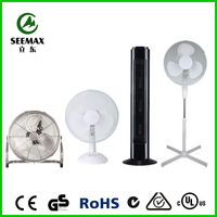 SEEMAX Electrical Air Cooling Small Table fan with Quality Gaurantee Motor and plastic fan blade