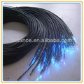 bathroom starry sky effect plastic pmma fiber optic cable