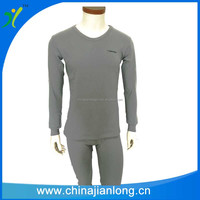 Far Infrared Cotton Base Layer Long Johns Set For Men