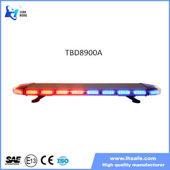 LED ambulance light bar,12v/24v, firefighter light bar, police car warning lightbar (TBD8900A)