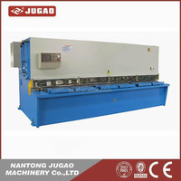 hydraulic metal steel stainless plate guillotine cutting machine reliable and spirited sheet iron shears