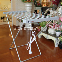 Laundry Rack Electric Heated Clothes Airer