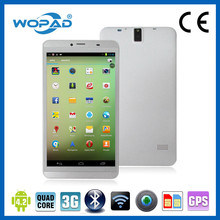 "Fashionable 3G phone call tablet 6.95"" MTK8382 Quad-core"