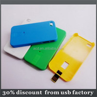 new designer 64GB of phone cover usb flash drive