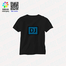 2017 year Various New Designs led shirts flash happy birthday Online Shopping