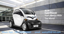 60V 3.5 KW 2 seat small cars cheap electric cars four wheel electric car vehicle for sale with EEC Doc certification