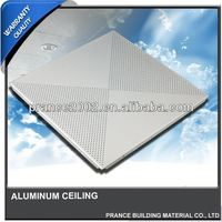 Quietly elegant artistic New design perforted mineral fiber board