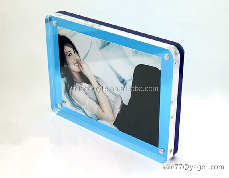 Latest Design Photo Frames Acrylic Photo Frames With Different Types