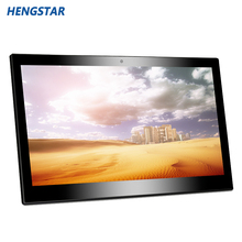 low price mini laptop 14 inch IPS Screen plastic picture frame android tablet pc