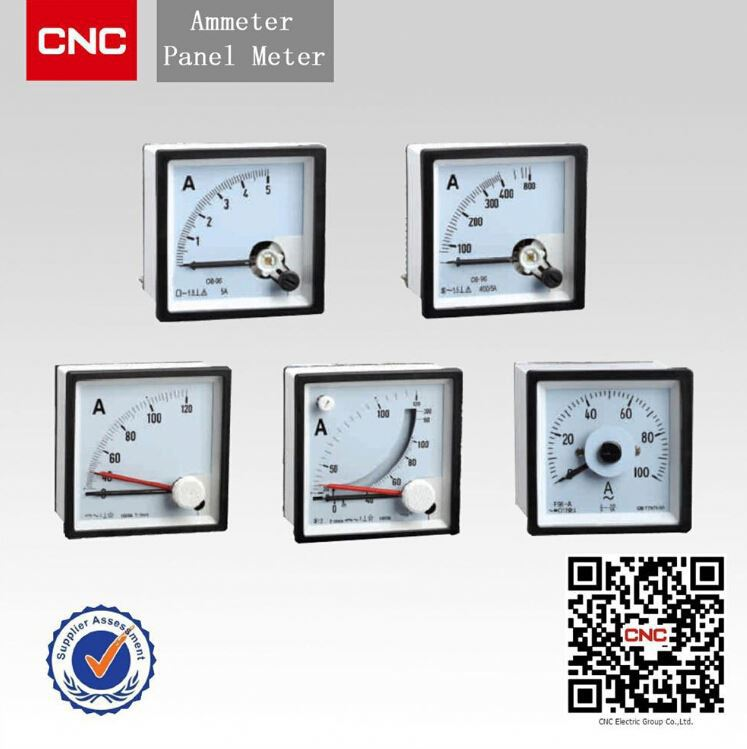 Analog Only Display Type analog panel meter