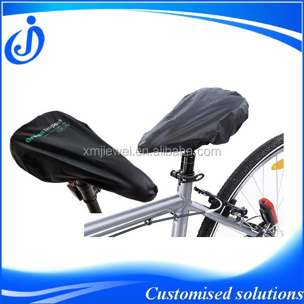 Custom Promotional Gifts Bicycle Seat Cover