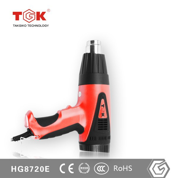 TGK Brand New 2000W Electric Tool HG8720E Heat Gun Temperature Controlled