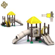 China Most Popular Professional Made Slide Miracle Big Plastic Toy Equipment Children Cheap Playground