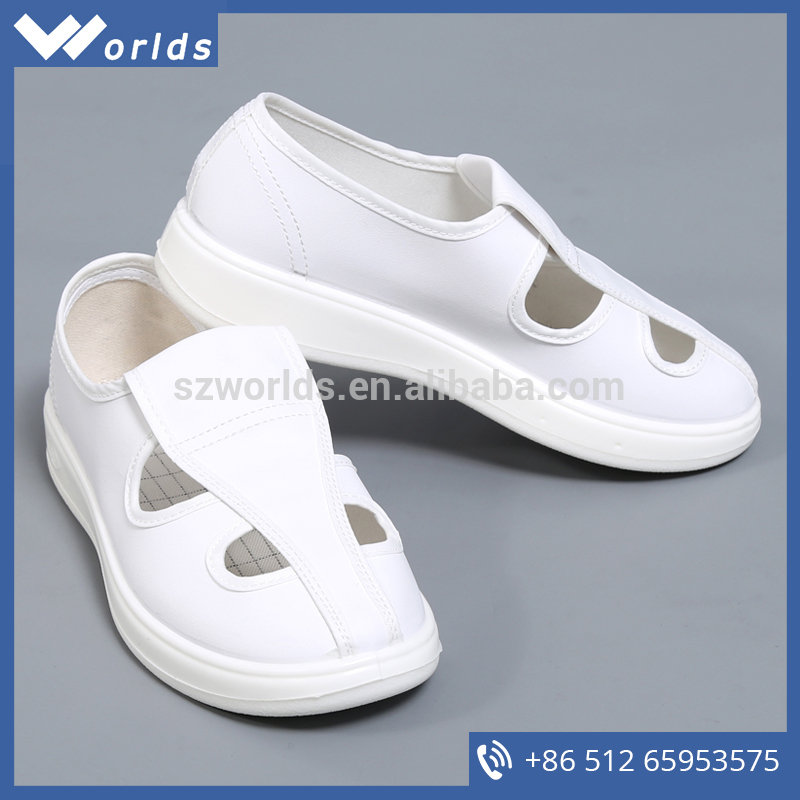 Reliable and Cheap Workshop Antistatic Sandal Shoes for house