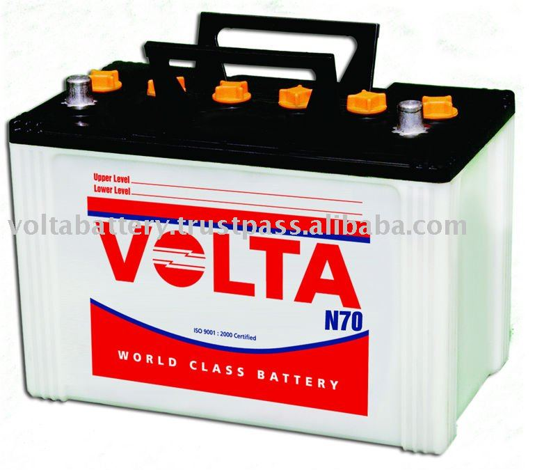 12 Volt Battery (25AH upto 220AH)