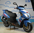 LB-150CC 4-Stroke automatic air-cooling gas adult motorcycle scooter