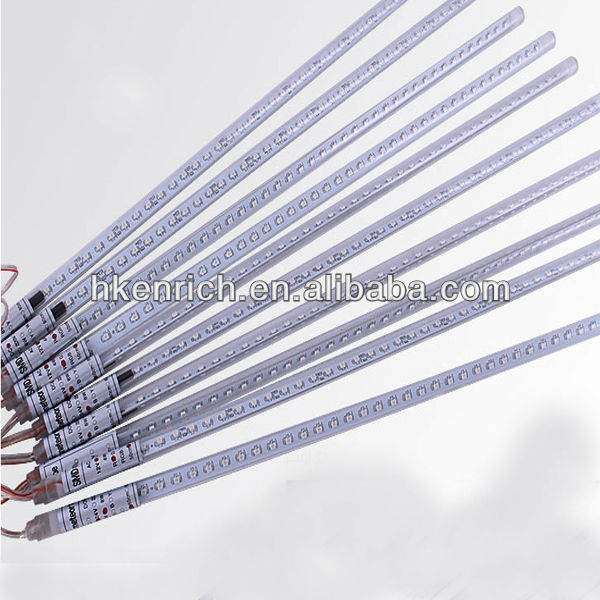 Christmas led meteor falling tube light Outdoor led Meteor String Light for street decoration