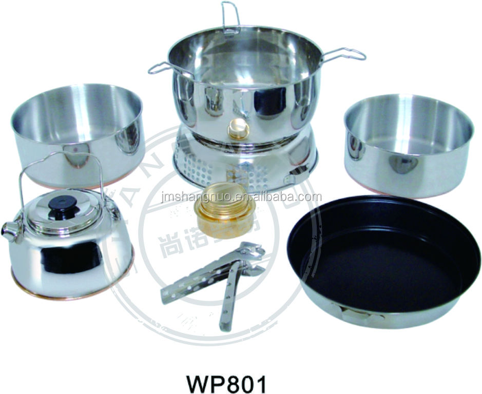 eco-friendly electric cooker frying pan set