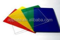 China suppliers low price transparent PVC Rigid Sheet