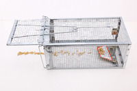 Environmental friendly wire mesh cage, humane mouse cage, trap cage
