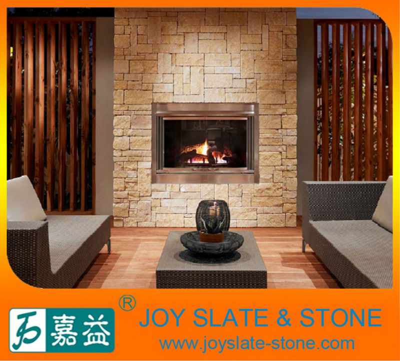 Stone Tile Fireplace Install Marble Over Brick Fireplace