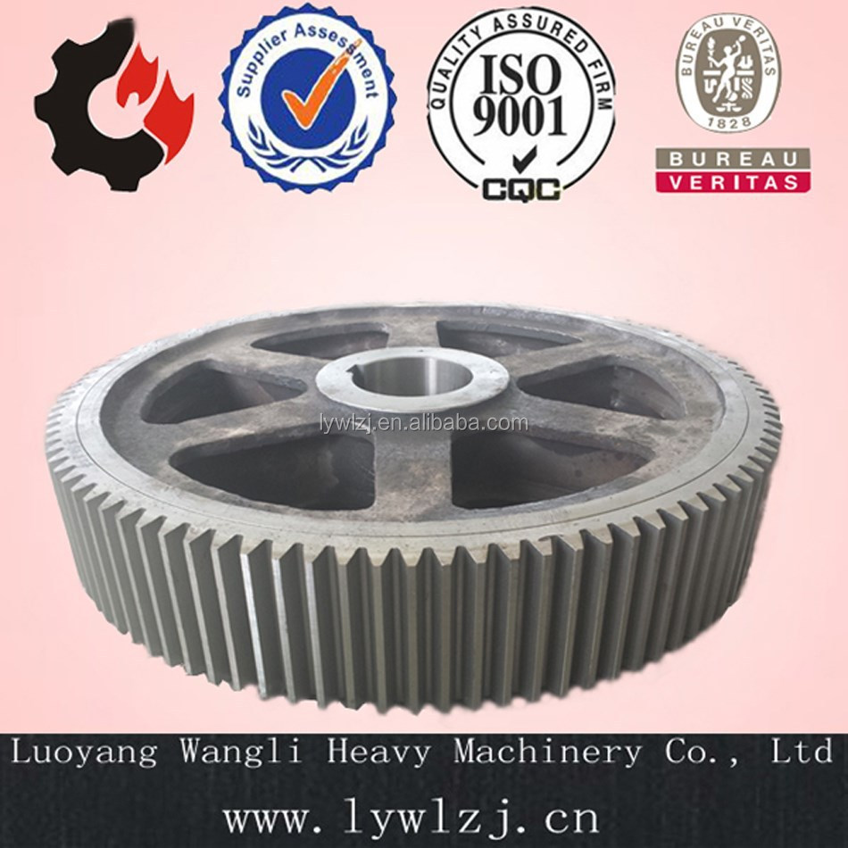 Made In China Casting Hardened Spur Gear
