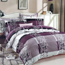 Hot selling What Textile 100% polyester fabrics pattern printed single bed sheet