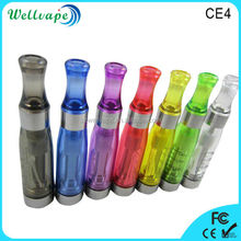 Cheapest CE4 atomizer/cartomizer sell spots electronic cigarette in jeddah