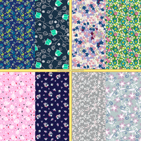 Allover printing designs/floral painting fabric/4 way stretch nylon lycra flower print fabric