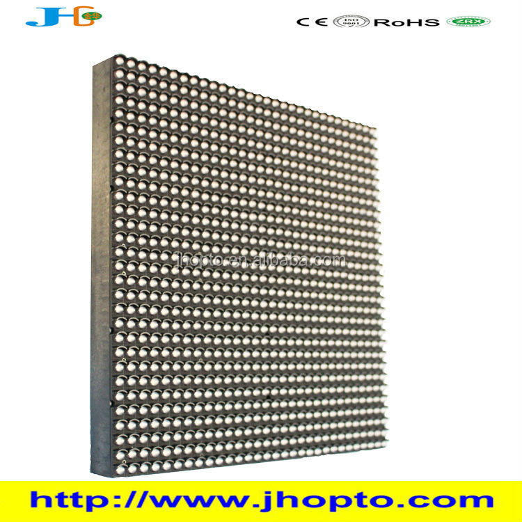front maintenance p8 outdoor led module rgb