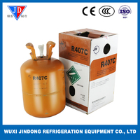 disposable cylinder refrigerant gas R407C